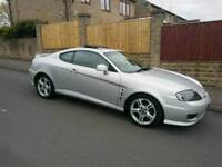 2006(06)HYUNDAI COUPE 2.0 SPORT**NEW CLUTCH**FULL 12 MONTHS MOT**140BHP FACELIFT MODEL