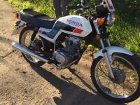 Honda CG125 - 1 Year MOT. Excellent Condition & Well looked after