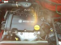 CORSA C ENGINE Z12XE
