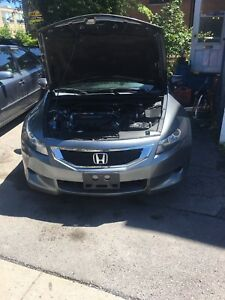 Honda Accord 2009 137k km
