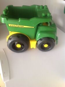 Mega Bloks John Deere Dump Truck