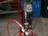 oxy accetylene welding gear