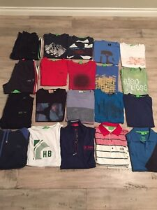 Mens & Boys Lot of Designer clothes!