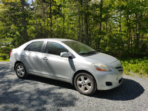 2007 Toyota Yaris Sedan for Sale or Trade with any Manual trans