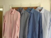 14 genuine Pink shirts