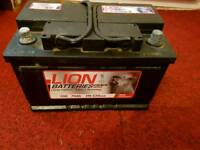 70Ah Diesel Car battery