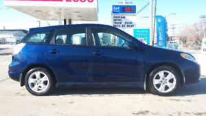 2006 Toyota Matrix XR  Safety FWD 5Spd  $3500