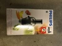 Philips Juicer Brand New