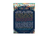 Boomtown 2017 Full Weekend Ticket