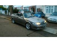 Saab 9-3 Aero Hot convertible Turbo Automatic 93
