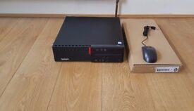 Brand New Lenovo ThinkCentre M800 10FX Core i5-6500 4GB 500GB DVD-RW Windows 10 Pro Desktop