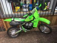 2002/2003 Kawasaki kx 60cc excellent condition for year