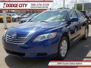 2008 Toyota Camry Hybrid **PST PAID**