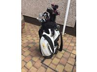 Powakaddy premium golf cart bag REDUCED