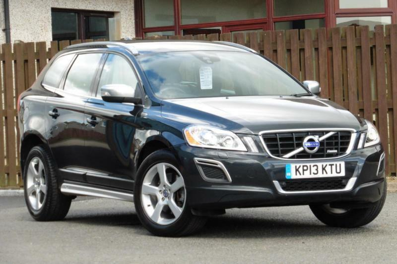 2013 VOLVO XC60 2.4 D4 R-DESIGN GEARTRONIC AWD 5DR ESTATE ...