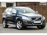 2013 VOLVO XC60 2.4 D4 R-DESIGN GEARTRONIC AWD 5DR ESTATE DIESEL