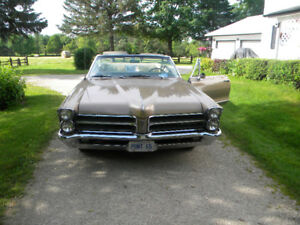 For Sale 1965 Parisienne convertable Pontiac