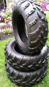"14"" Carlisle AT 489ii Tires"