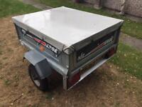 WANTED SMALL METAL OR WOOD TRAILER