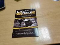 Paintballing for 8 people choice of UK locations