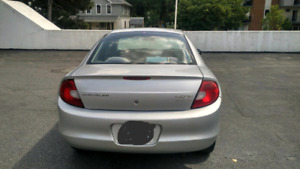 Chrysler neon 2000 make in mint condition for sale