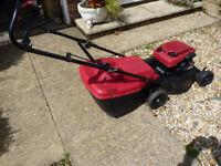 mountfield lawn mower