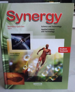 Synergy Science textbook grade 9