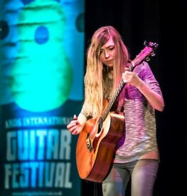 Guitar Lessons in Rochdale - with Sky Arts Guitar Star 2016 Semi-finalist
