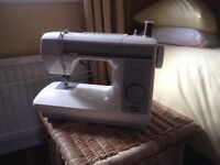 Toyota sewing machine - great machine for crafting etc - not used often