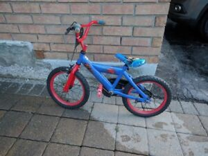 "Kids bicycle / bike - 14"" good for ~ 4 to 6 years"