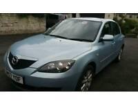 2008 (57) Mazda3 Ts2 2.0 6 speed