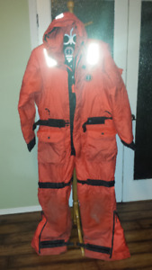 Mustang Floatation Survival Suit