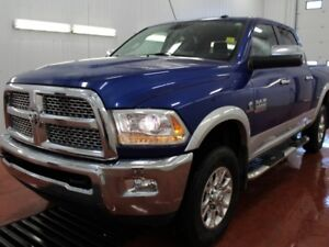 2015 Ram 3500 Laramie  - Leather Seats -  Bluetooth -  Cooled Se