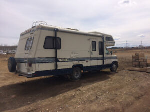 1990 Motorhome For Sale - Great Condition
