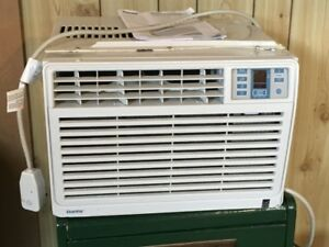 Danby 6000 btu 3-mode air conditioner with remote