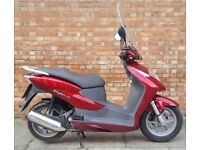 Honda dylan 125cc, Good condition, Low millages!