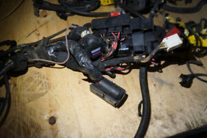 Audi S5 Engine Control Module ECM PCU PCM WIRING HARNES