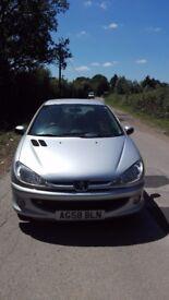 Peugeot 206 2008/ MOT/ Very Low Mileage