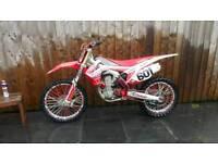 Crf 450 2013 px swap