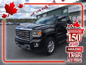 2015 GMC Sierra 2500HD SLT  ( SUMMER SALE!) NOW $56,950