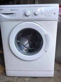 Beko 5k washing machine SOLD