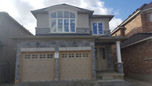 Brand new detached house for rent in stoney creek