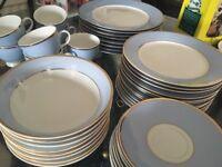 Doulton plate set John Lewis