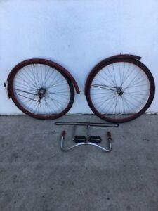 Pre 50's Vintage Bike Parts