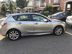 2010 Mazda Mazda3 Sport 6 SPEED FULLY LOADED Hatchback
