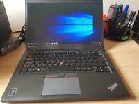 Lenovo Thinkpad T450 core i5 8gb ram 256gb ssd