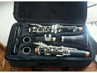 Glory clarinet
