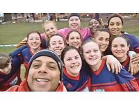 Women / Ladies Soccer / Football Team looking for Players