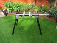 Mitre Saw Stand, by Evolution. Portable. Excellent/as new condition