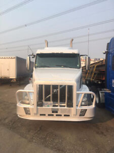 2012 VOLVO 630 HIGHWAY TRUCK (MUST SELL)